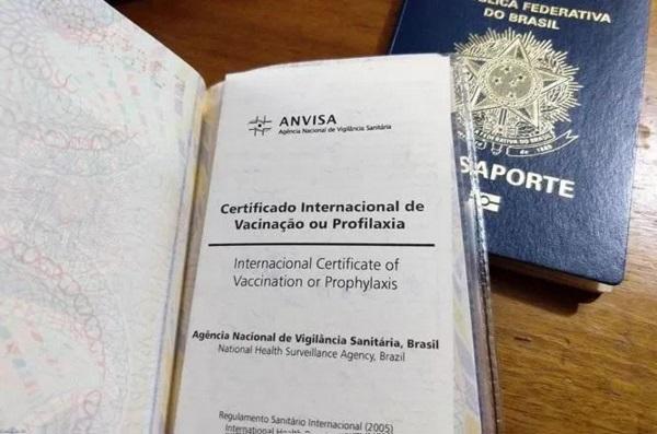 Novo procedimento para clínicas emitirem certificado de vacinação