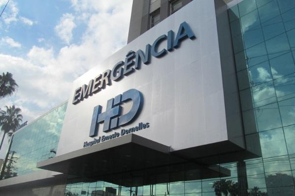 Hospital Ernesto Dornelles realiza procedimento pioneiro e inovador de redução de estômago