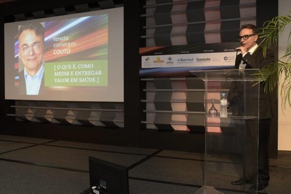 Resultados de redução de desperdícios pela ferramenta DRG foi destaque em evento