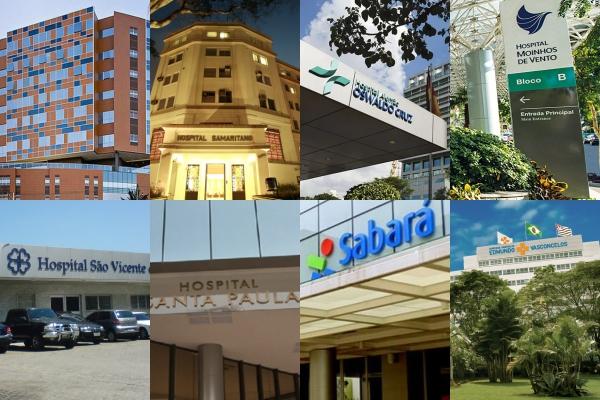 16 hospitais brasileiros estão entre os melhores da América Latina