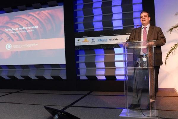 Gustavo Artese apresenta pilares que possibilitam o correto tratamento de dados pessoais na saúde1