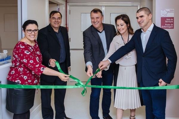 Hospital São Roque de Carlos Barbosa inaugura novo Centro Obstétrico_Principal