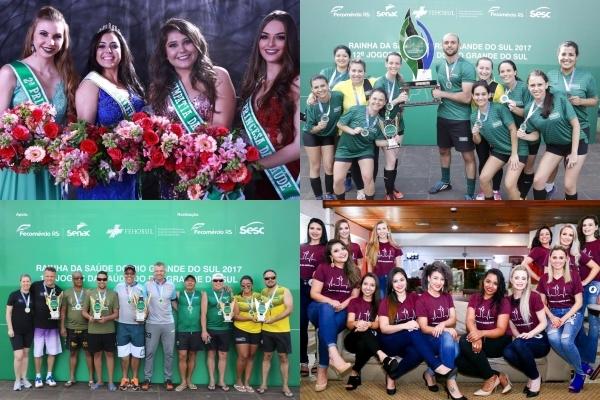 Porto Alegre recebe neste final de semana o 13º Jogos e Rainha da Saúde RS