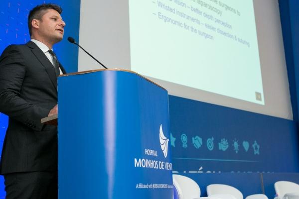 Entrevista exclusiva a cirurgia robótica aliada à saúde do homem