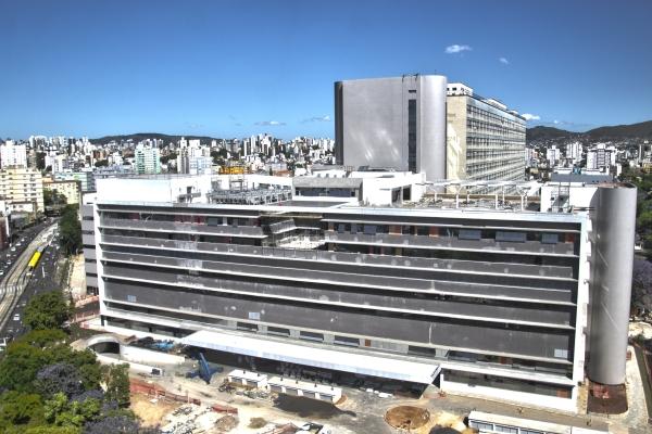 Hospital de Clínicas de Porto Alegre divulga nova previsão de entrega da ampliação