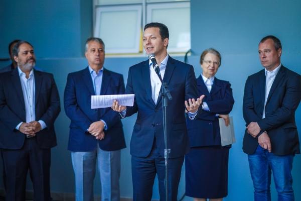 Porto Alegrte ganha mais 205 leitos com abertura do Hospital Santa Ana