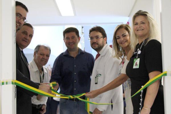 Centro de Diagnóstico por Imagem do Hospital Fêmina é inaugurado