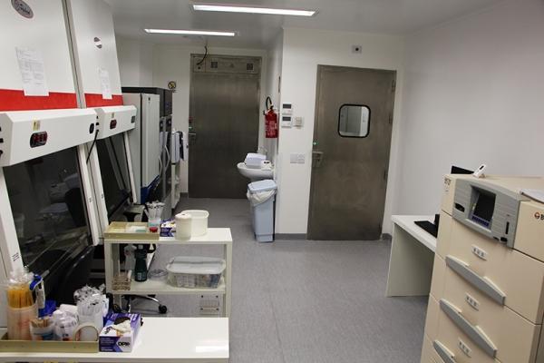 Hospital Conceição inaugura Laboratório de Tuberculose