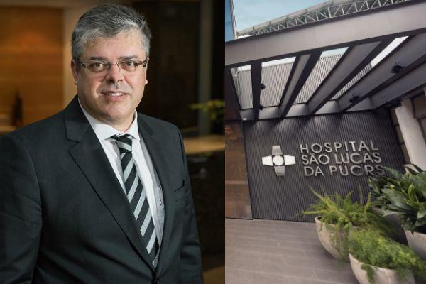 Sérgio Baldisserotto destaca avanços do Hospital São Lucas da PUCRS em 2018