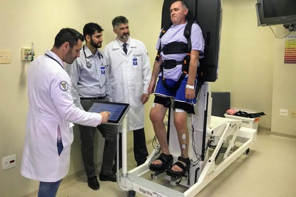 Santa Casa adquire equipamento computadorizado de reabilitação robótica inédito na América Latina