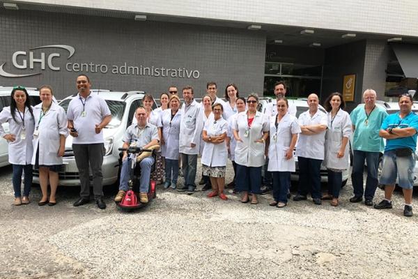 Atenção Domiciliar do Grupo Hospitalar Conceição é destaque no Prêmio InovaSUS 2018