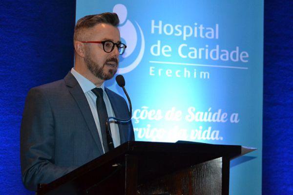 Em comemoração aos 85 anos, Hospital de Caridade em Erechim apresentará novas alas de UTI