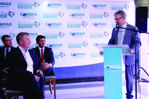 HospitaisMoinhosde Vento e Sírio-Libanês integram parceria para reestruturar gestão hospitalar em Canoas
