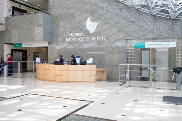 Hospital Moinhos de Vento é certificado para ISO 9001 na área de Administração Hospitalar