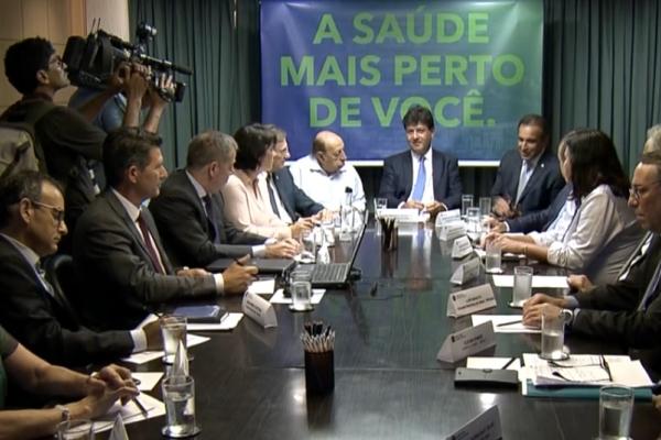 HospitalMoinhosdeVentoparticipa de ação integrada da União para apoiar hospitais federais do Rio de Janeiro