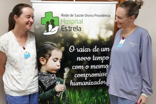 Rede de Saúde Divina Providência realiza integração dos colaboradores com Hospital Estrela