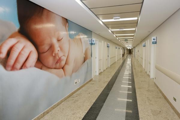 Maternidade do Hospital Mãe De Deus é reinaugurada
