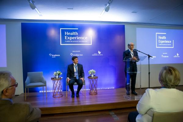 A saúde do futuro e as abordagens nas empresas foram tema do Health Experience