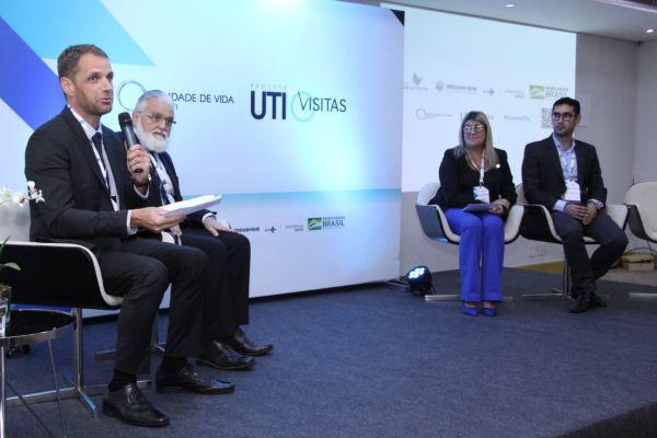 HospitalMoinhosde Vento apresenta resultados dos ProjetosUTI Visitas e Qualidade de Vida Pós-UTI