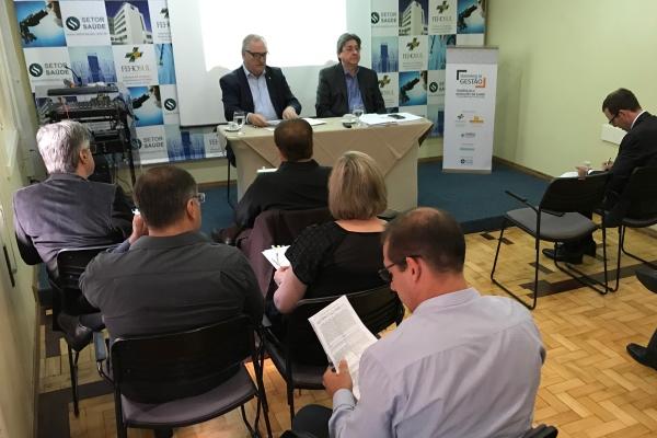 Sistema FEHOSUL realiza Assembleia e define ações para 2019
