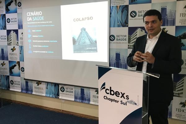 Capitulo Sul do CBEXs realiza primeiro evento do ano em Porto Alegre