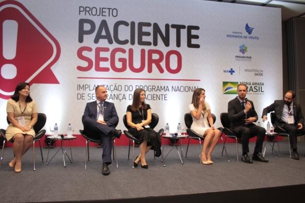 Hospital Moinhos de Vento promove em Brasília 2° Encontro Internacional do Projeto Paciente Seguro