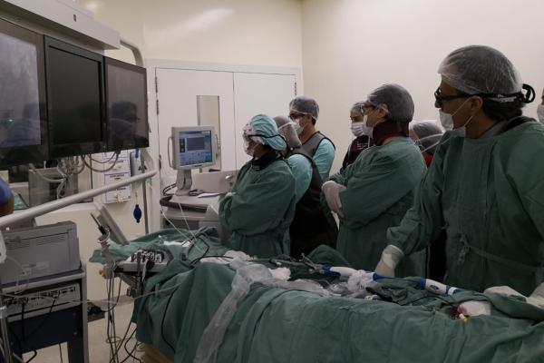 Santa Casa de Porto Alegre realiza procedimento inédito no RS para tratamento de arritmias graves
