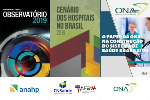 Entidades lançam publicações com dados históricos e indicadores da saúde nacional