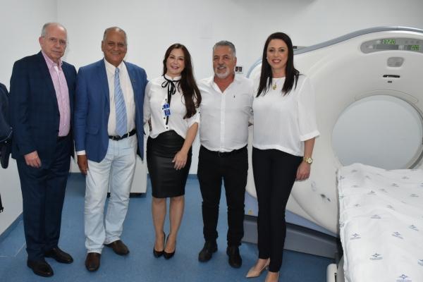 Hospital de Santo Antônio da Patrulha inaugura serviço de tomografia