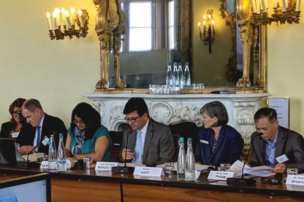 Brasil e Reino Unido iniciam cooperação na área de saúde pública