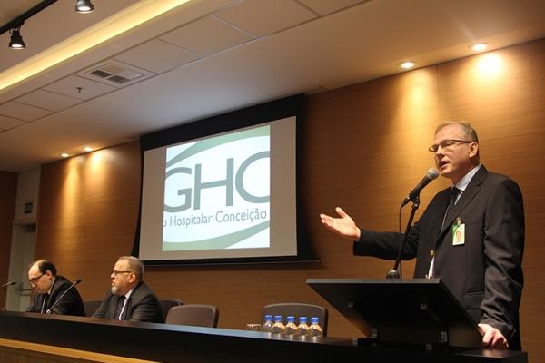 Diretoria do GHC realiza primeira reunião de colegiado