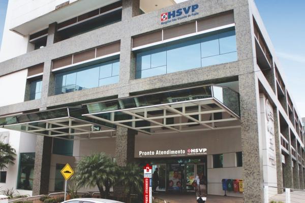 Hospital São Vicente de Paulo comemora 101 anos com nova marca visual