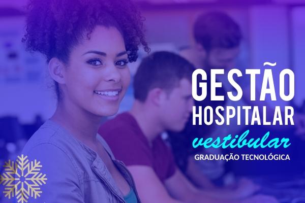Inscrições abertas para o curso de Gestão Hospitalar da FASAÚDE IAHCS_SS