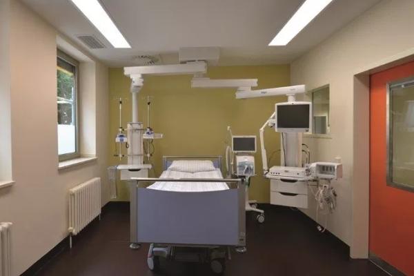 Ascorese a iluminação dentro dos hospitais têm influência na recuperação dos pacientes_pastel