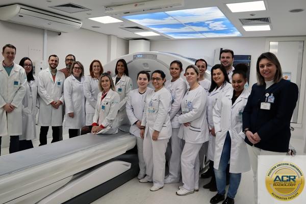 HospitalMãedeDeusé o segundo da América Latina a receber acreditação do American College of Radiology