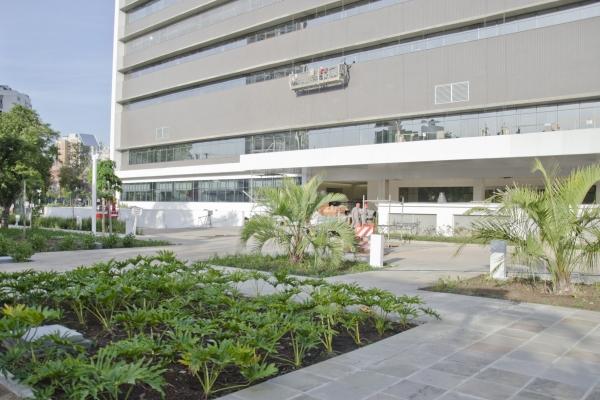 Hospital de Clínicas de Porto Alegre inicia fase de vistoria das obras dos novos prédios