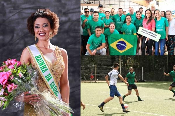 Inscrições abertas para a 14 edição dos Jogos e Rainha da Saúde