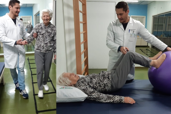 Casa de Repouso Elisa Tramontina em Carlos Barbosa implanta serviço de reabilitação a idosos