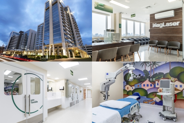 DiagLaser investe R$ 8 milhões e inaugura novas instalações no complexo Medplex, em Porto Alegre