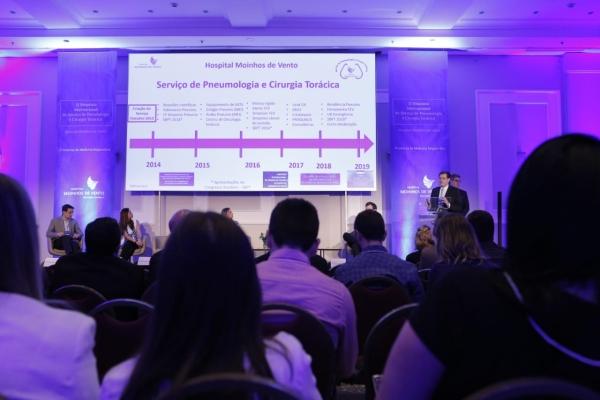 Especialistas debatem inovações da medicina respiratória em Porto Alegre