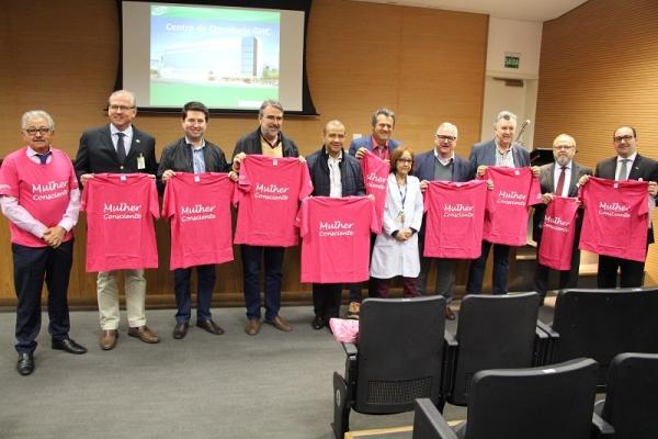 Parlamentares manifestam apoio para conclusão do Centro de Hematologia e Oncologia do Grupo Hospitalar Conceição