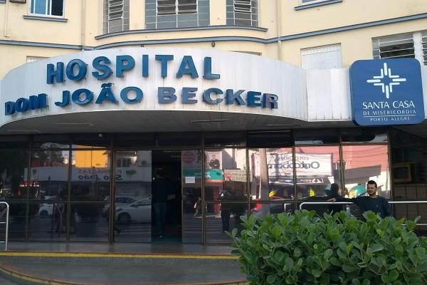 Santa Casa apresenta resultados do 1º ano de gestão do Hospital Dom João Becker e projeta o futuro