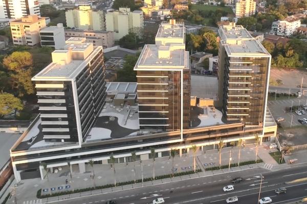 Hospital Moinhos de Vento entrega em parceria com a Melnick Even o primeiro HUB da Saúde