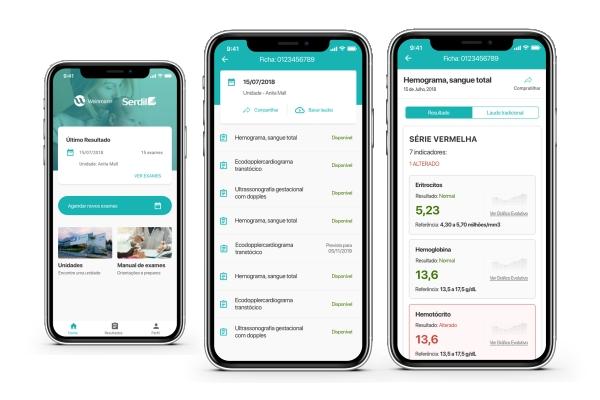 Weinmann Serdil com novo aplicativo permite que pacientes compartilhem exames com o médico via Whatsapp