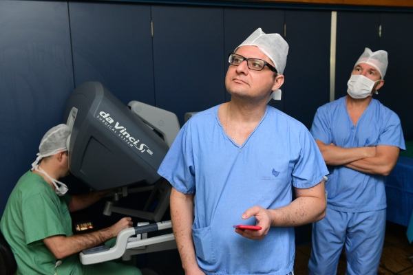 Hospital MoinhosdeVentodesenvolve ações para conscientizar homens sobre câncer de próstata