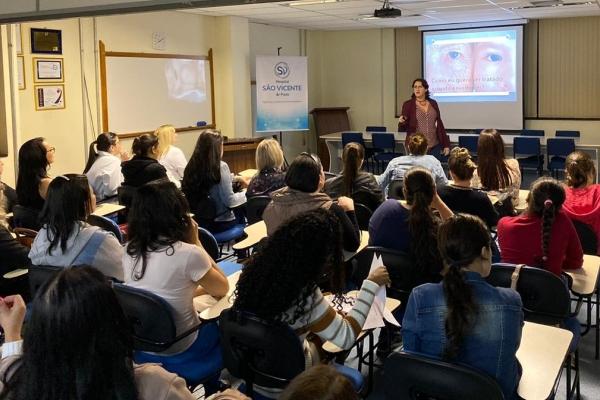 Inteligência emocional é tema de treinamento no Hospital São Vicente de Paulo de Passo Fundo