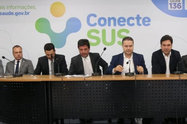 Ministérioda Saúde lança programa de integração de dados dos usuários do SUS em todo opaís