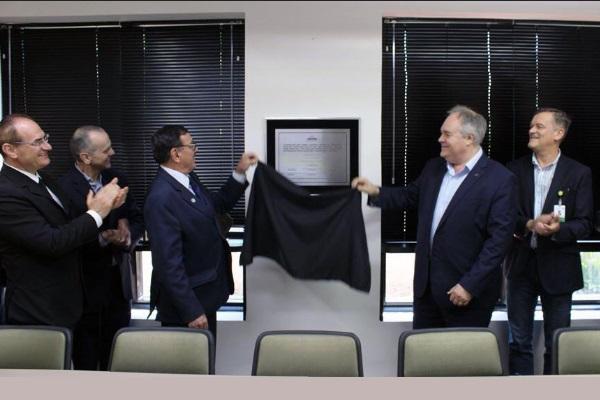 Sindihospa inaugura nova sede em Porto Alegre