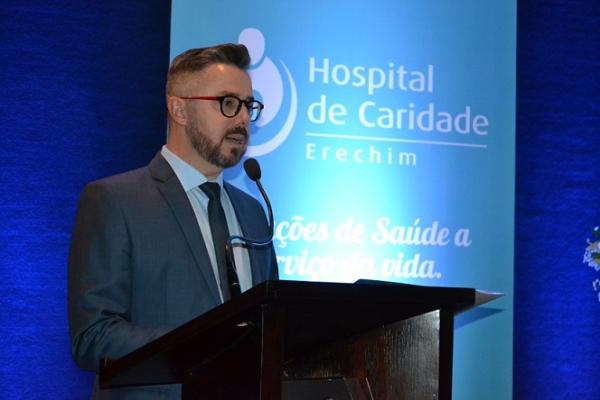 Conquista da Acreditação ONA é prioridade para o Hospital de Caridade de Erechim em 2020