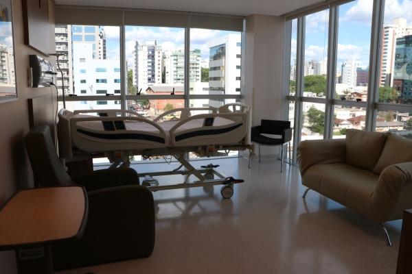 Hospital São Vicente inaugura 30 novos leitos e novo conceito de hotelaria hospitalar